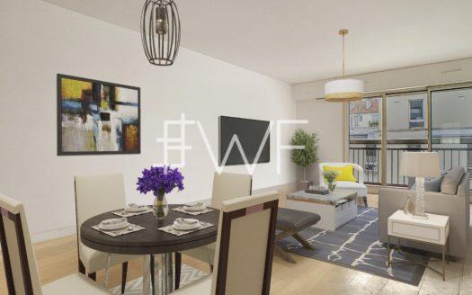 Vente appartement 3 pièces, 75011