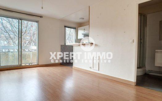 Vente appartement 1 pièce 25 m², 75010